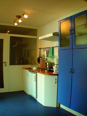 Bild. Küche