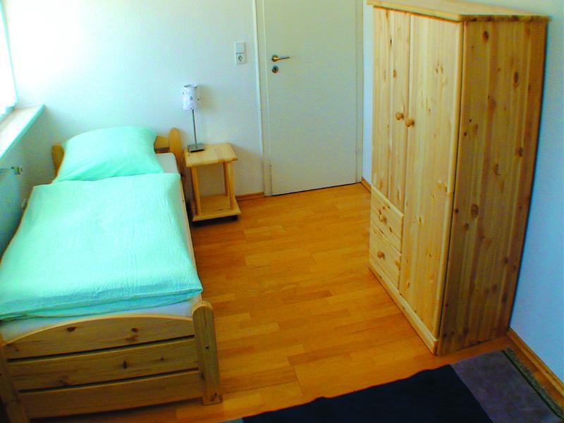 Bild. Zusatzschlafzimmer
